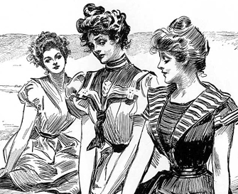 Gibson Girls