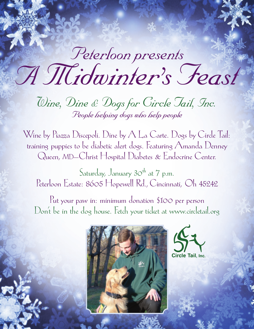 Midwinter's Feast Flyer
