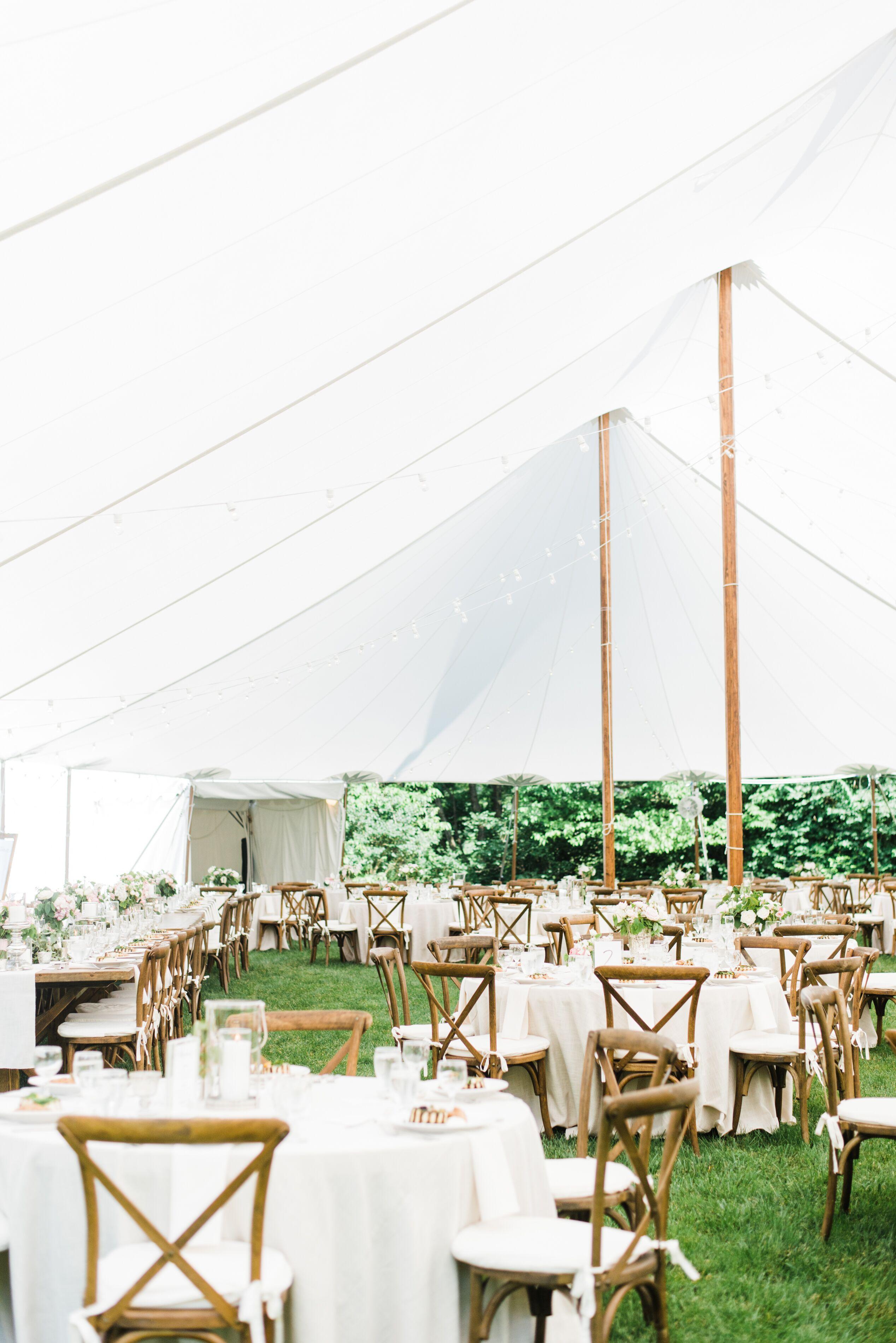 Inside-tent